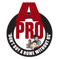 A-Pro Home Inspection Logo - Loudoun County VA