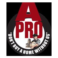 A-Pro Home Inspection Logo - Loudoun County VA