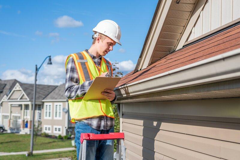 Roof Inspection In Lovettsville