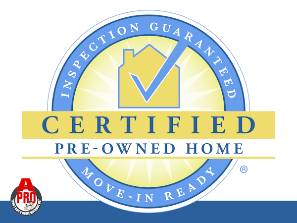 Certified Pre-Owned Home Inspection in Ashburn