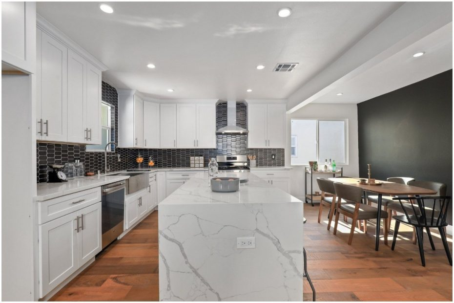 Kitchen Home Inspection in Loudoun
